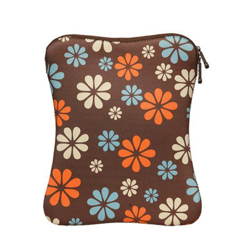 Чехол для ноутбука «Цветы»