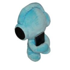 Мягкая игрушка с колонками Человечек