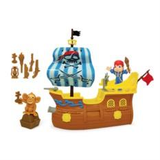 Игровой набор Boley Пиратский корабль