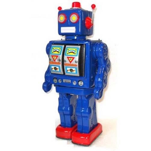 Игрушка -робот Электрон Синий