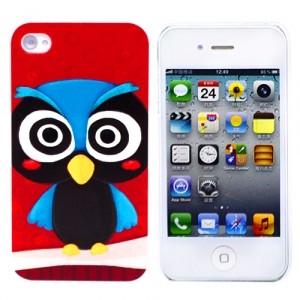 Чехол для iPhone 4/4S Candy Owl