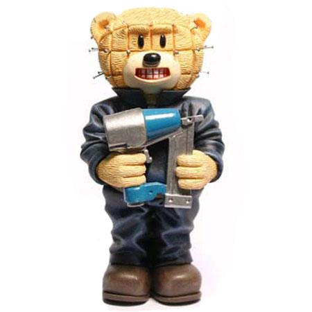 Медведь Спайк