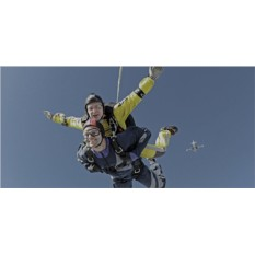 Прыжок  с парашютом в тандеме
