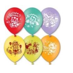 Набор шаров День Варенья с рисунком