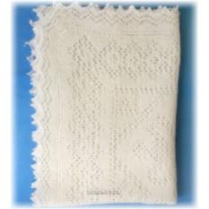 Оренбургский пуховый шарф