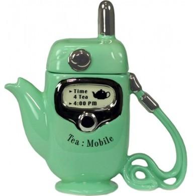 Заварочный чайник Мобильник