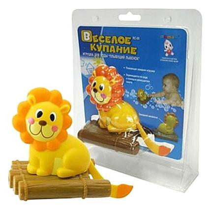 Игрушка для воды «Плывущий львёнок» MAMAN