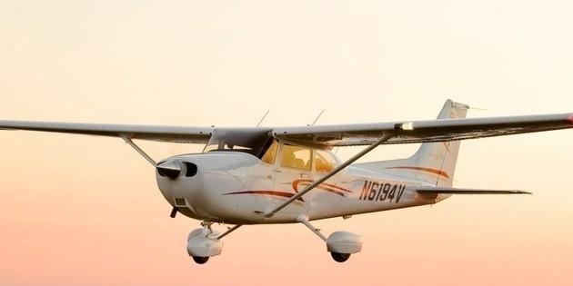 Сертификат на полет на Cessna FR-172, 20-60 минут