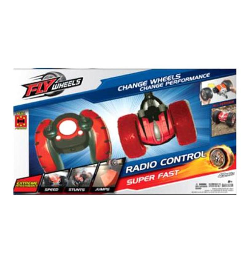 Радиоуправляемая игрушка Flywheels Крейзи Сегвей