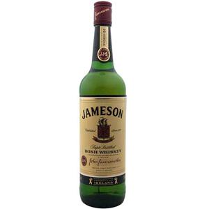 Виски Jameson. Triple Distilled Irish Whiskey