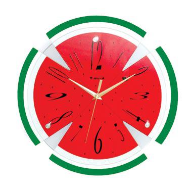 Часы настенные Веселый арбуз