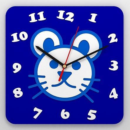 Детские часы «Мышка»
