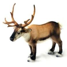 Мягкая игрушка Северный олень от HANSA