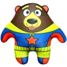 Подушка-антистресс Супер мишка