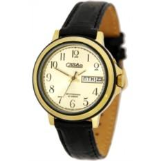 Наручные мужские механические часы Слава 3459076/300-2427