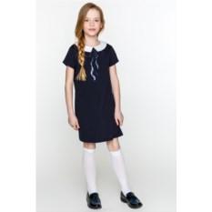 Темно-синее платье для девочек Acoola Angstrem