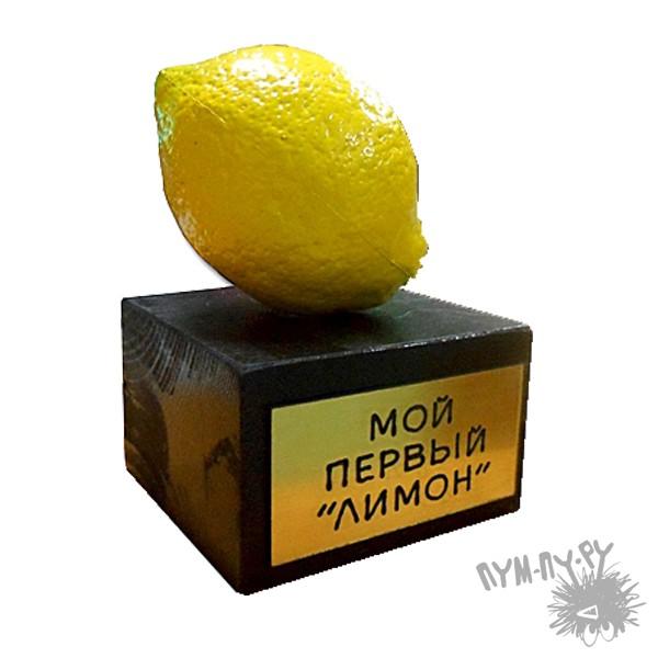 Копилка - сувенир Мой первый лимон