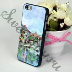 Чехол  для iPhone 4, 4S River Town