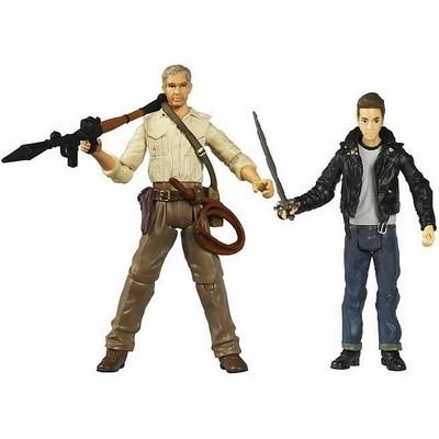 Набор фигурок Indiana Jones - Мэтт и Инди