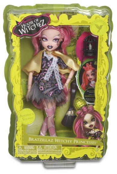 Кукла Bratzillaz Забытые принцессы. Ангелика