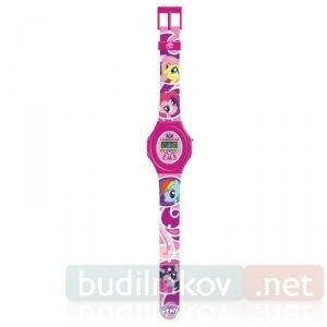 Детские электронные наручные часы My Little Pony, розовые