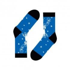 Носки Alien, синие