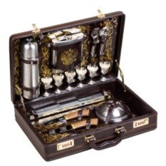 Подарочный набор для пикника на 6 персон «Престиж»