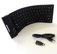 Гибкая мини-клавиатура