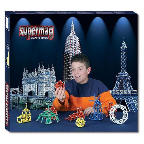 Магнитный конструктор Supermag 102