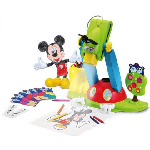 Набор 3D Микки Маус с проектором