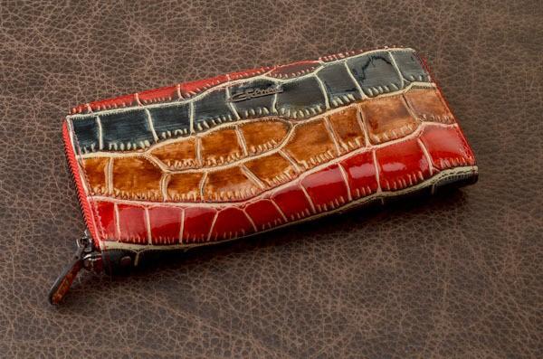 Кошелек. Коллекция G.Ferretti (красный)