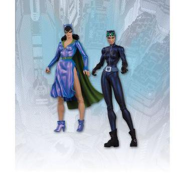 Набор фигурок DC Universe