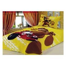 Детское 1.5-спальное покрывало Гарфилд