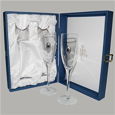 Набор бокалов для шампанского Торжество