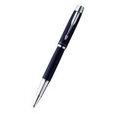 Ручка-роллер Parker IM Metal, T221, синяя