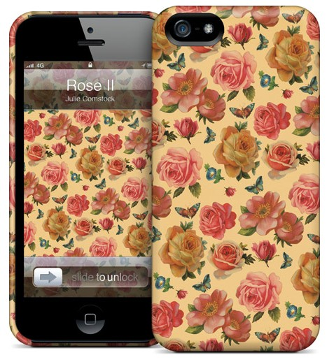 Чехол для iPhone 5 Gelaskins Rose II