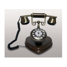 Ретро-телефон  Сердце
