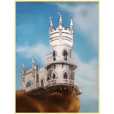 Картина Swarovski Ласточкино гнездо