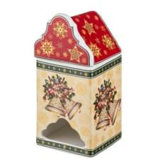 Банка для чайных пакетиков Сhristmas Колокольчики