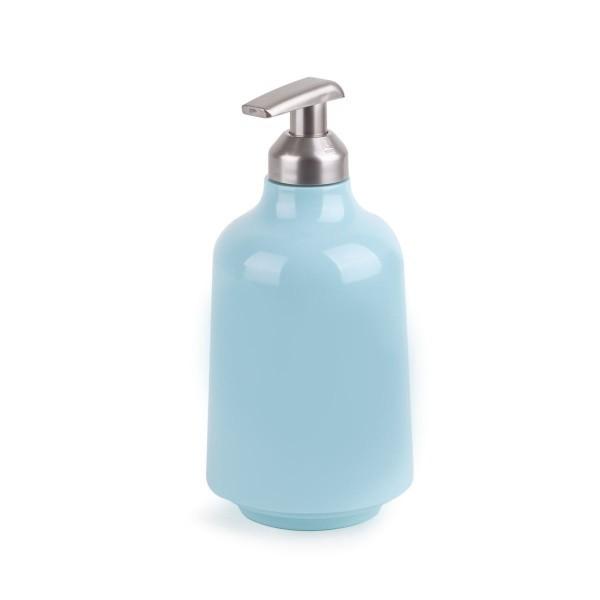 Диспенсер для жидкого мыла Step (цвет: морская волна)