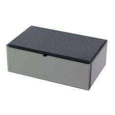 Серо-черная шкатулка для украшений LC Design