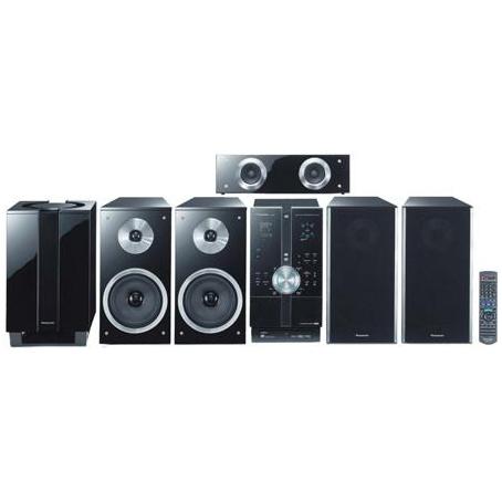 Музыкальный центр Panasonic SC-NC9EE-K