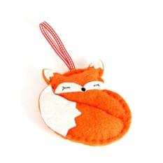 Ёлочная игрушка Лиса
