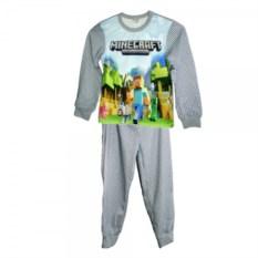 Пижама Стив с киркой из Майнкрафт