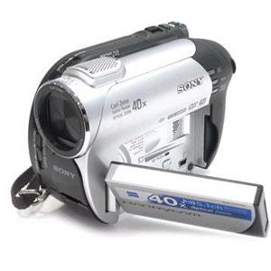 Видеокамера Sony DCR-DVD109E