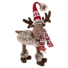 Мягкая игрушка Веселый олень