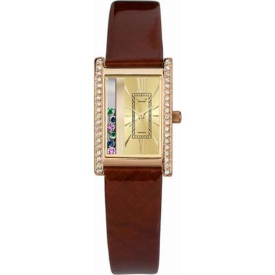 Женские  золотые  часы НИКА - «Колибри»