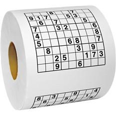 Туалетная бумага «Судоку»