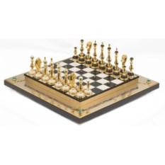 Мраморные шахматы Классика