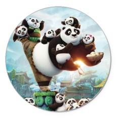 Коврик для мышки Панды